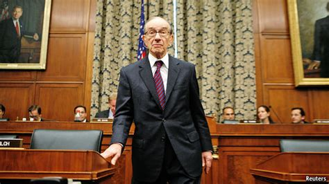 the who knew the and times of alan greenspan books in the dock the economist