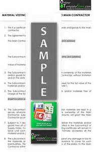 Commercial Cost Control   Construction Template Store