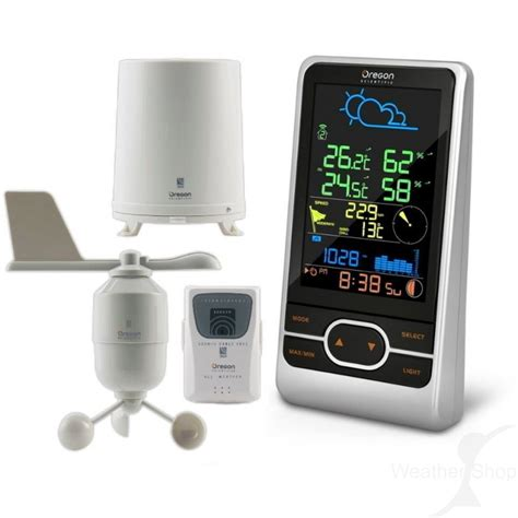 oregon scientific wmr86ns home weather station