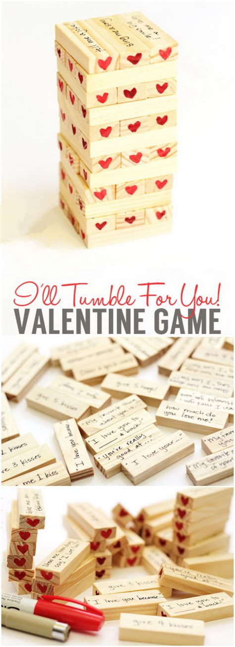 easy diy valentine s day gifts for boyfriend listing more