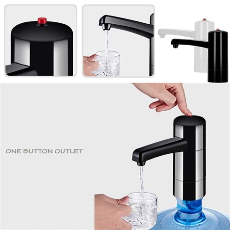 Terlaris Pompa Galon Electric Sunpro Baterei jual rechargable electric water dispenser pompa galon e pompa galon elektrik dengan adaptor