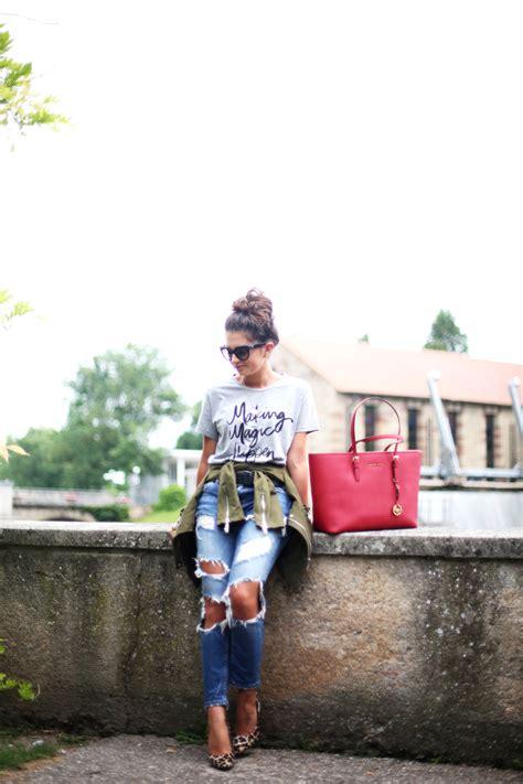 Celana Denim Pradaa Sleting sincerely yours fashionhippieloves bloglovin
