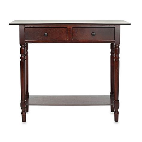 Safavieh Console Table Safavieh Rosemary Console Table Www Bedbathandbeyond