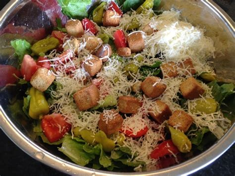 Does Olive Garden Serve by Olive Garden Salad Kitchen Scrapbook