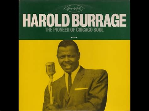 harold burrage got to find a way harold burrage chicago soul video
