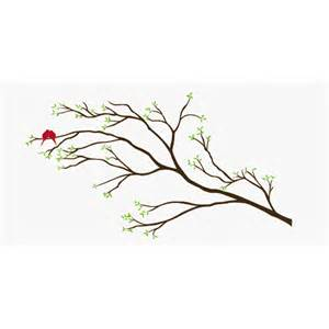 Extra Large Wall Murals red love birds removable wall stickers and wall decals
