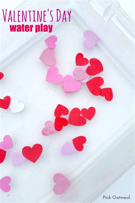 valentines day skits s day water play home plays and valentines