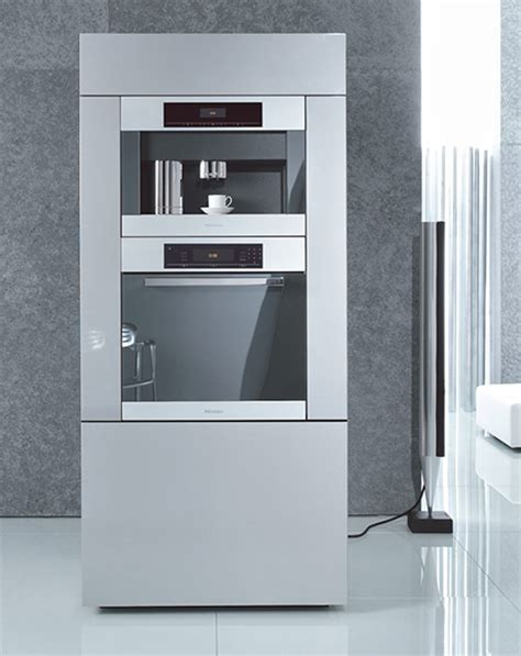 New built in appliances from Miele   Hot as Fire and Pure