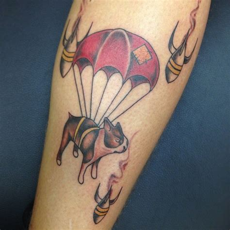 14 parachute tattoo designs ideas design trends