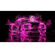 Audi R8 Fire Car Abstract 2013  El Tony