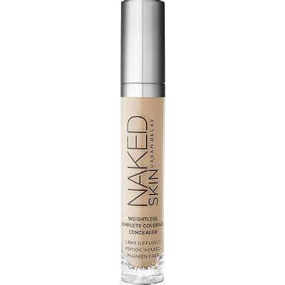 Naked8 Skin Decay Nkd 8 skin weightless complete coverage concealer