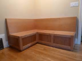 how to repair how to build a custom wood banquette how