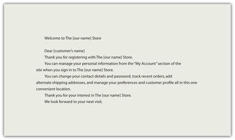Business Letter Closing Remarks Business Communication For Success V 1 0