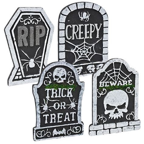Tombstone Decorations by Bulk Plastic Tombstone Decorations At Dollartree