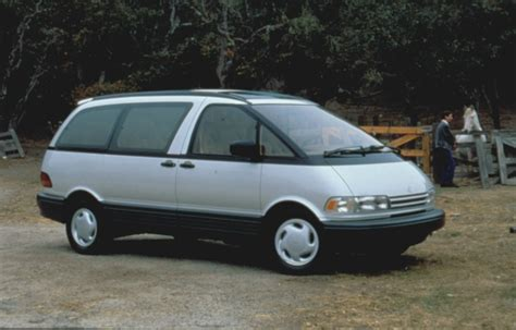 1991 toyota previa information and photos momentcar image gallery 1991 toyota previa