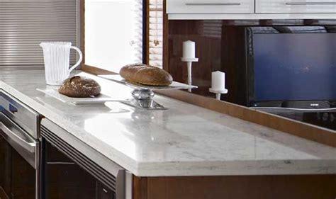 zodiaq bianco carrara quartz countertop