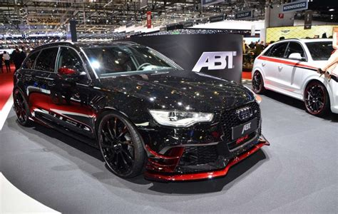 Audi Rs 6 R by Abt Rs6 R Tuning Audi Rs6 Foto 4 22 Allaguida