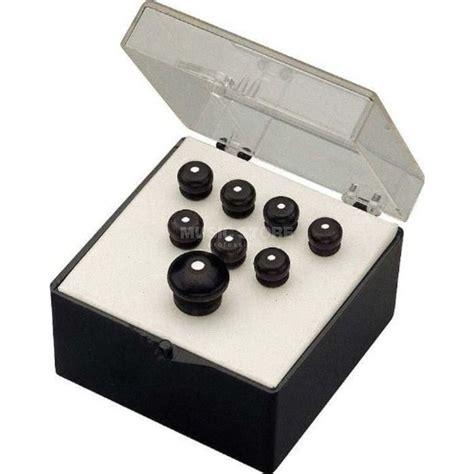 Pinset 1 Set fender bridge pin set black