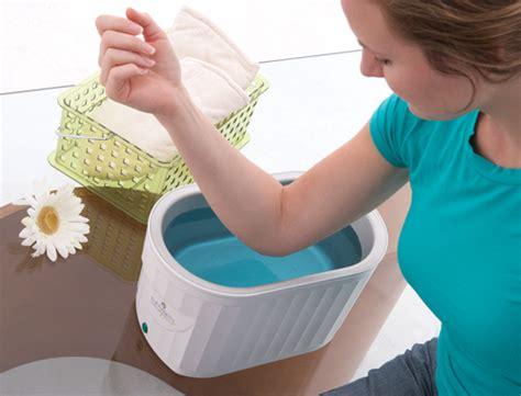 bagni di paraffina bagni di paraffina effetti terapeutici ed estetici