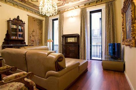 appartments to rent in barcelona furnished modernist apartment for rent in barcelona gothic
