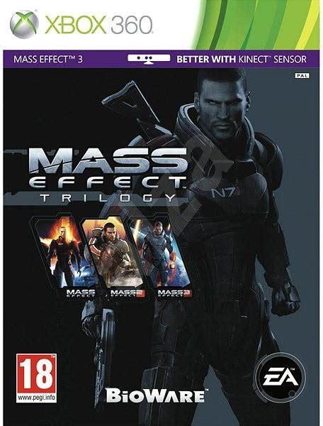 mass effect console xbox 360 mass effect trilogy console alzashop