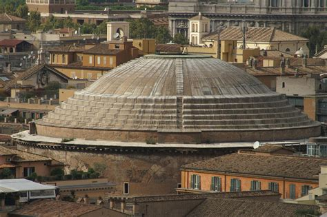 cupola pantheon roma pantheon pictures facts historical information rome