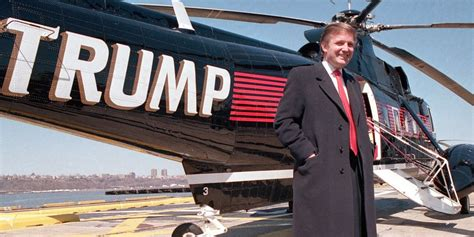 donald trump biography and rise to success trump could ve been rich without trying business insider