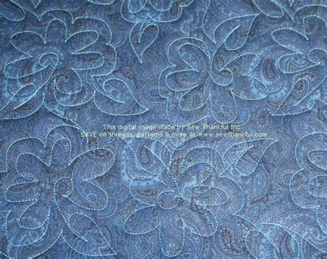 Meandering Quilting by Sew Thankful 187 Longarm Quilting