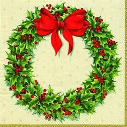 christmas holly wreaths xmasblor
