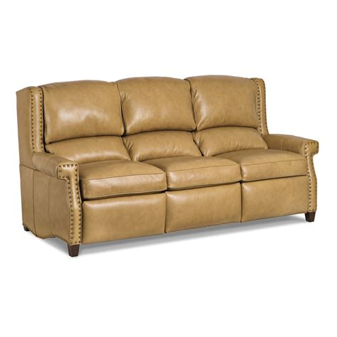 Hancock Recliners by Hancock And 7141 30 Duke Power Recline Sofa 2 Recliners Discount Furniture At Hickory Park