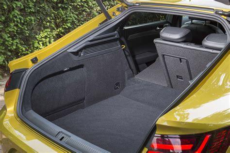 volkswagen arteon trunk 2019 volkswagen arteon first drive review automobile