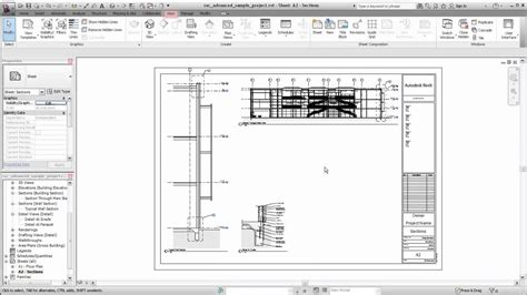 remove grid from layout view autocad autodesk revit creating sheet views youtube