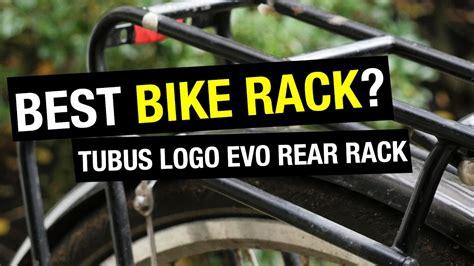 Tubus Logo Evo Rear Rack by Best Bike Rack Review Of The Tubus Logo Evo Rear
