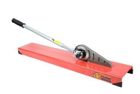 Laminate Flooring Saw Floor Boar Laminate Cutter With Manual Dust Free Operation For Laminate Wood Up To 1 2