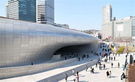 design center korea korea blog deconstructing seoul s dongdaemun design plaza