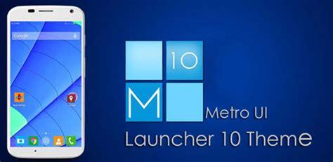 clean ui launcher themes دانلود تم مترو metro ui launcher 10 theme v1 0