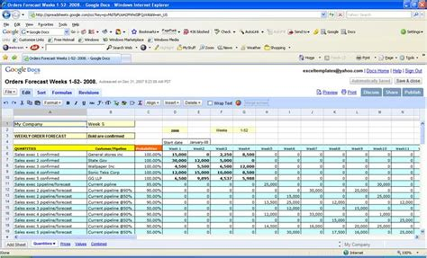 Exles Of Excel Spreadsheets For Business by Business Excel Templates Excel Xlsx Templates