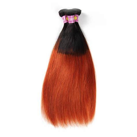 1b color 1b 350 color ombre hair bundles human hair