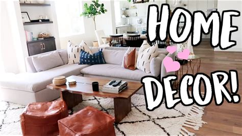 decorating  house  home decor youtube
