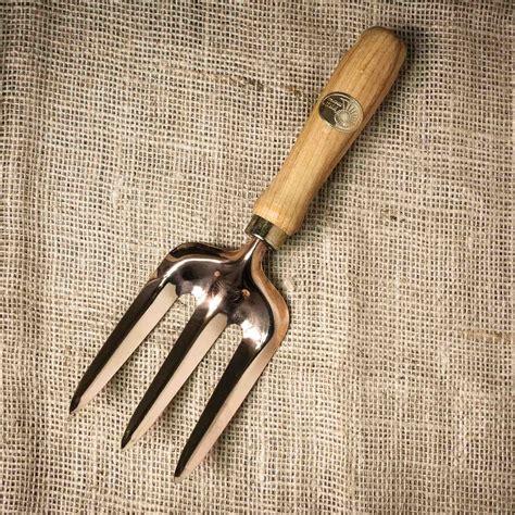 buy vega copper hand fork  burford garden company