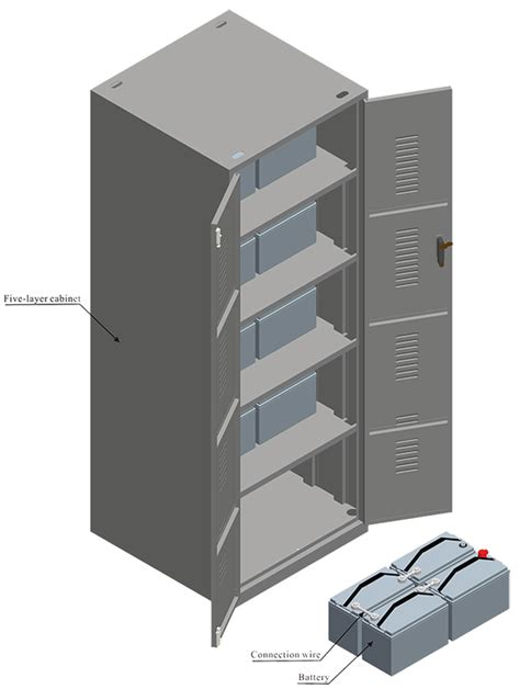 Pcs Cabinets by Magno Battery High Reliability Storage Power