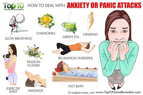 how to an attack how to deal with anxiety or panic attacks top 10 home remedies