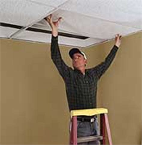 replace drop ceiling with drywall ceiling cost home