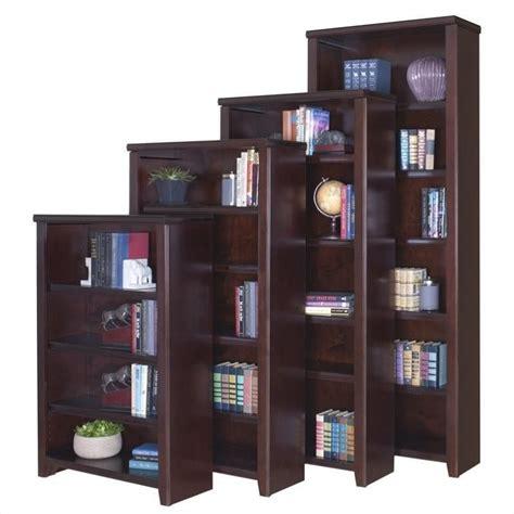 kathy ireland home by martin tribeca loft bookcase in