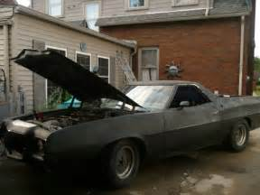 Ford 351 For Sale 1972 Ford Ranchero Gt 351 Cleveland Engine For Sale