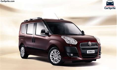 fiat doblo 2016 prices and specifications in car