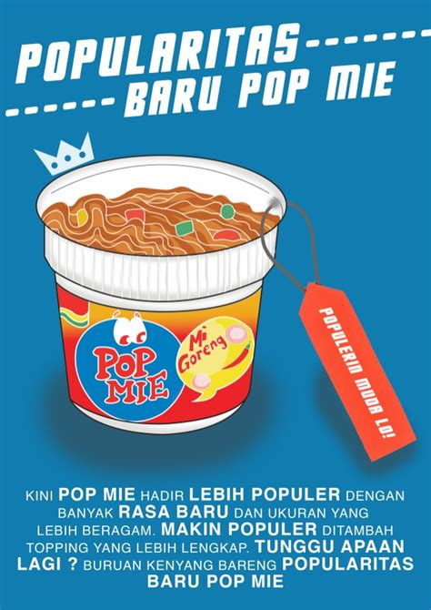creative rationale pop mie test