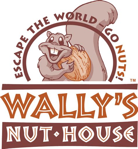 the nut house wally s nut house escape the world go nuts
