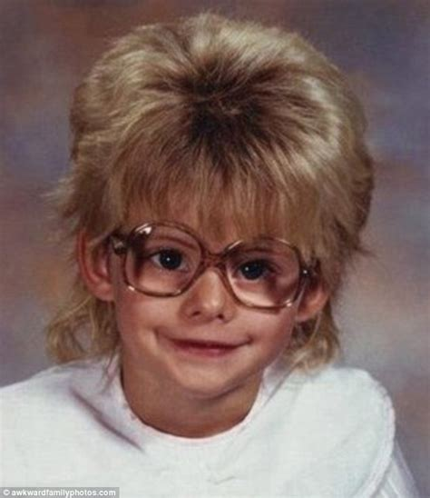 80s Hairstyle Glasses by Are These The World S Most Awkward School Photos