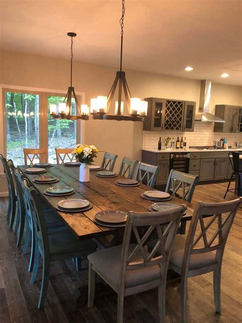 stunning farmhouse dining room decor  design ideas